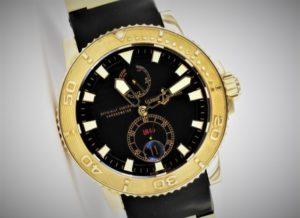 Ulysse Nardin Uhren Ankauf