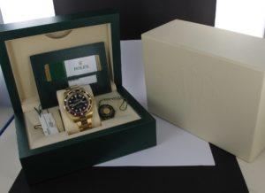 Rolex Gold Ankauf & Schätzung